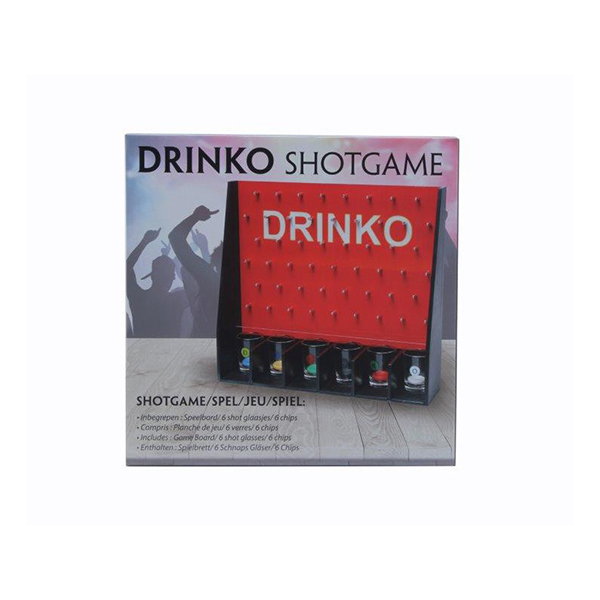 Drinko Shot spel