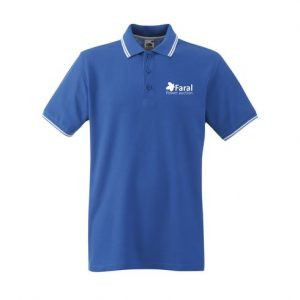 Fruit Tipped poloshirt