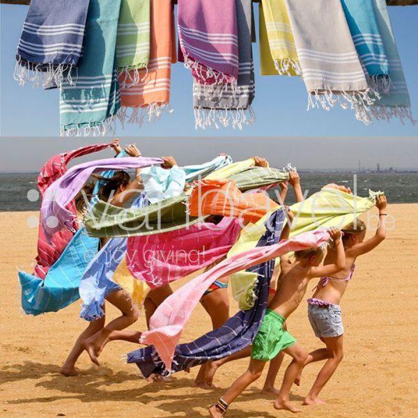 Hamam towel eco