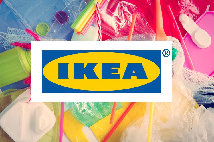 IKEA maakt producten uit zwerfplastic