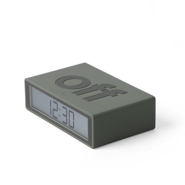 Lexon Flip design wekker