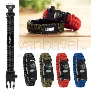 Paracord multifunctional bracelet