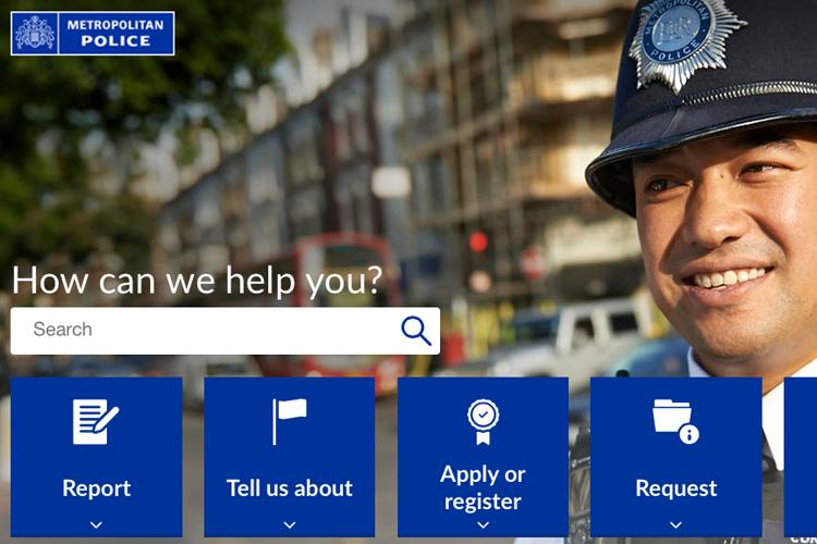 Politie Londen breidt aanbod merchandising-artikelen uit