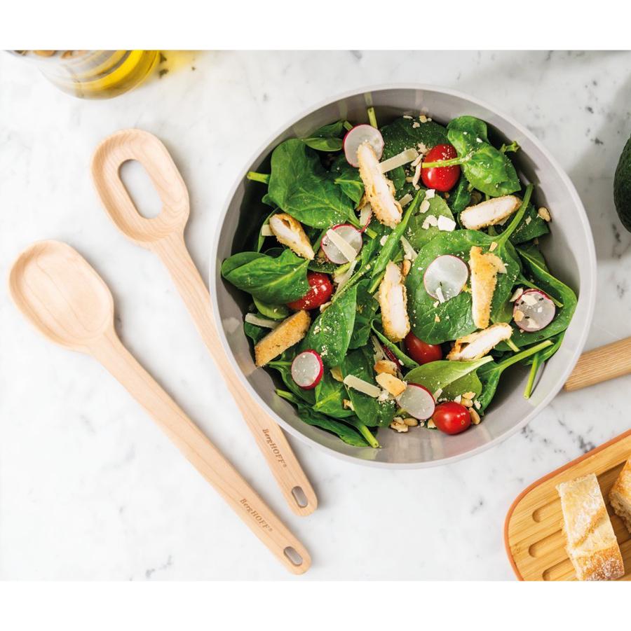 Bol à salade + set à servir