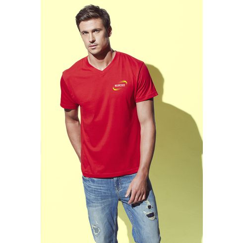Stedman Classic V-neck heren T-shirt