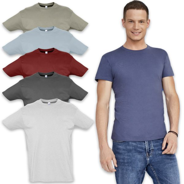 Tshirt-Imperial-190gm²