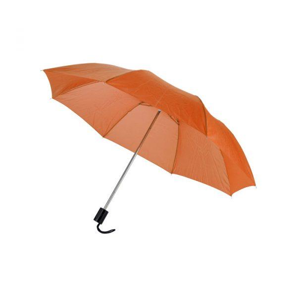 Opvouwbare paraplu Easytravel bedrukt