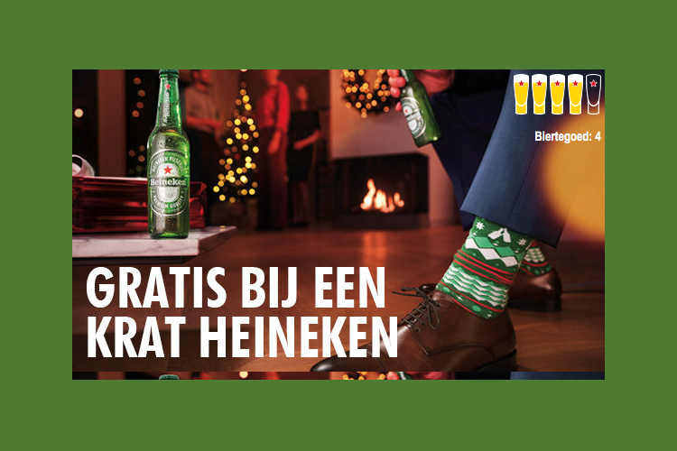 Heineken-Feestsokken