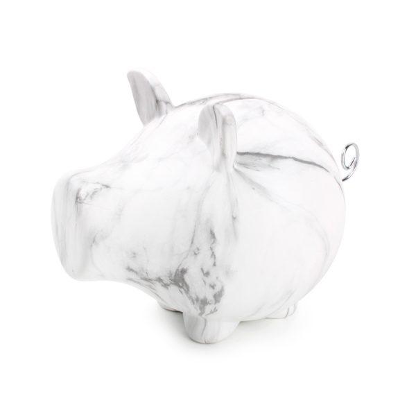 Spaarvarken marble Oink