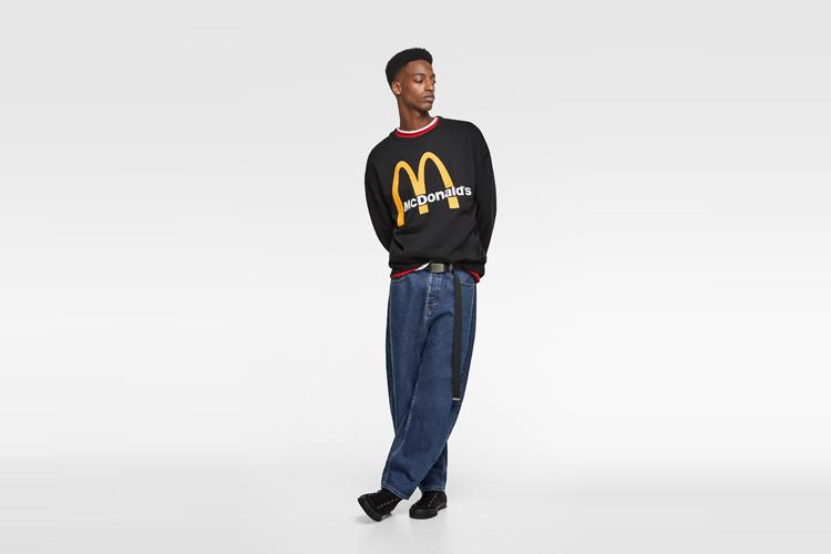 Zara-verkoopt-McDo-uniseks-kleding