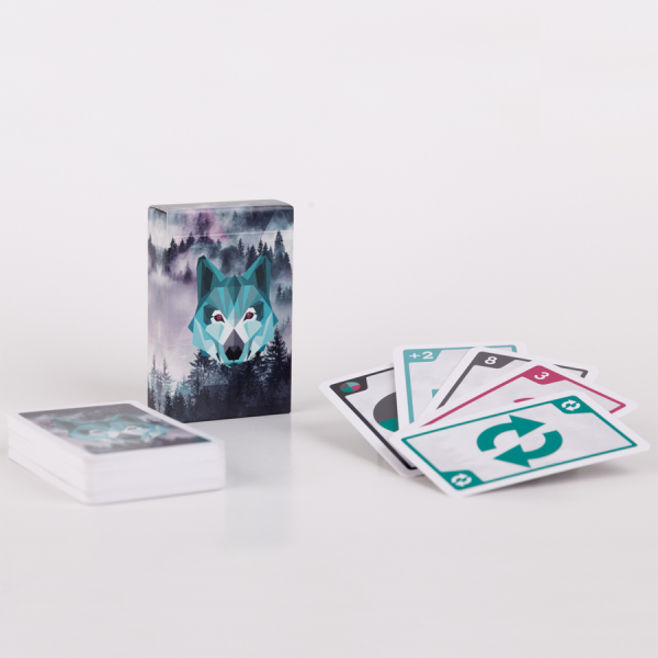 Kaartspel - Actiespel