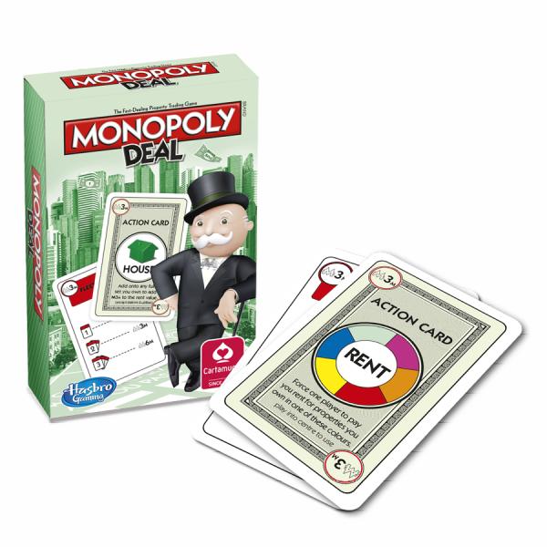 Promotioneel kaartspel – Monopoly van Hasbro