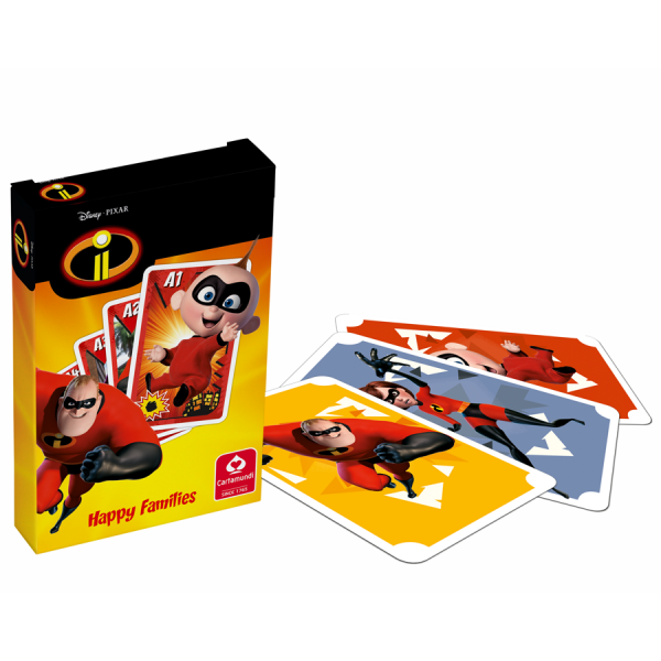 Promotioneel kwartet - The Incredibles van Disney