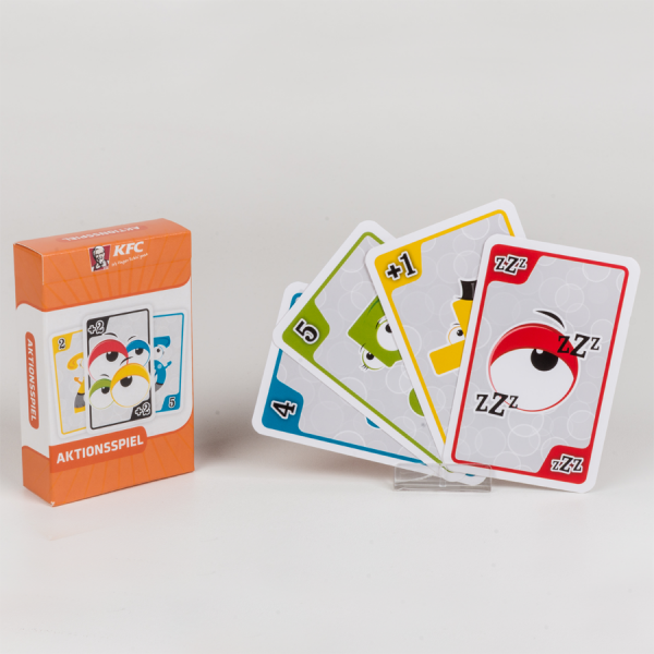 Kaartspel - Actiespel Carta Junior