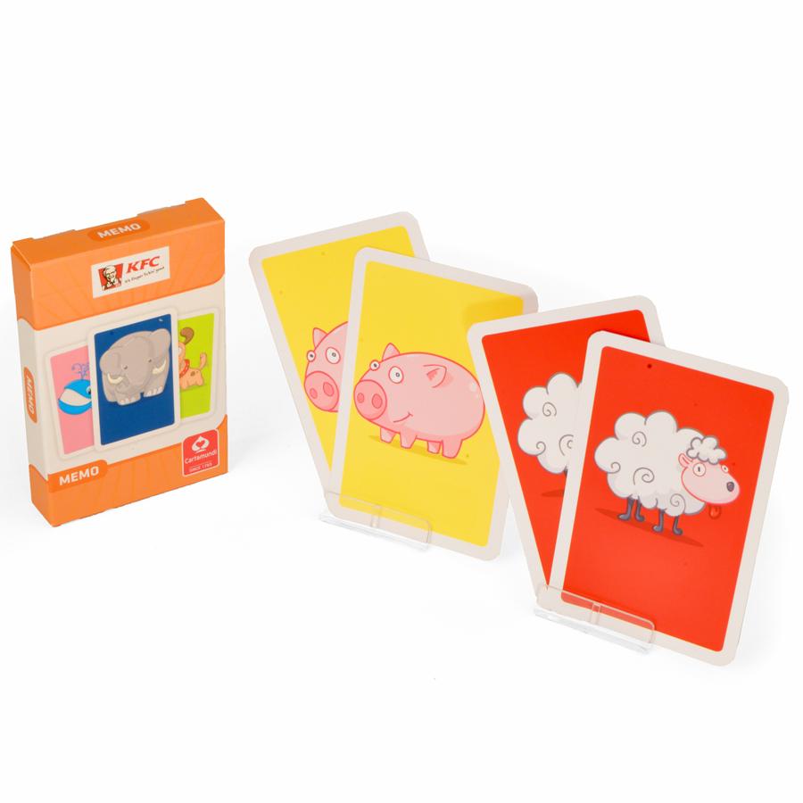 Kaartspel - Memo Carta Junior