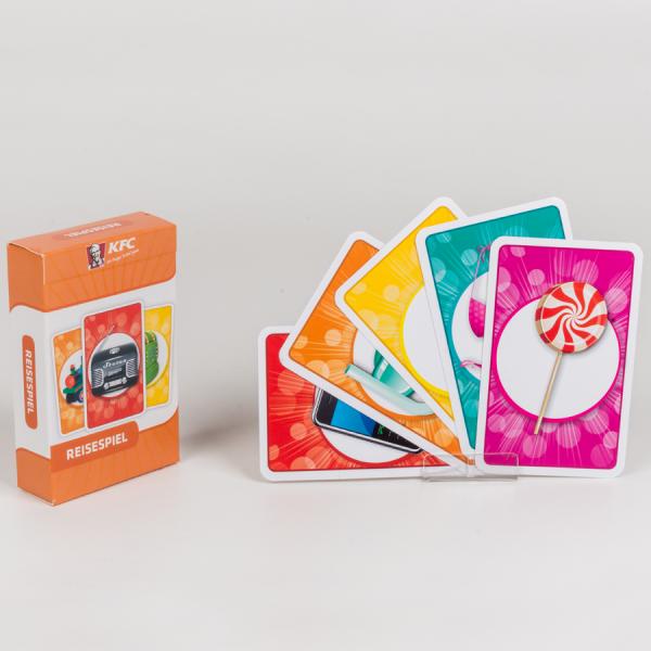 Kaartspel - Reisspel Carta Junior