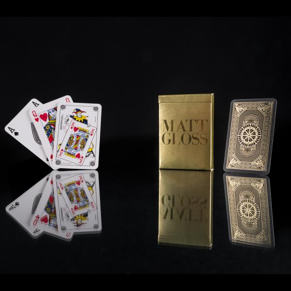 Luxe kaartspellen