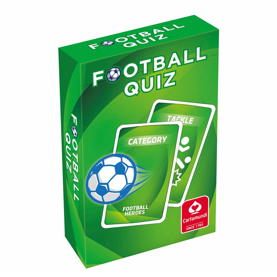 Kaartspel - Voetbalquiz Carta