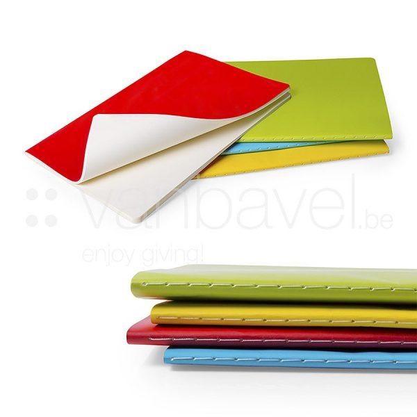 Cahier classique avec couverture en carton A5