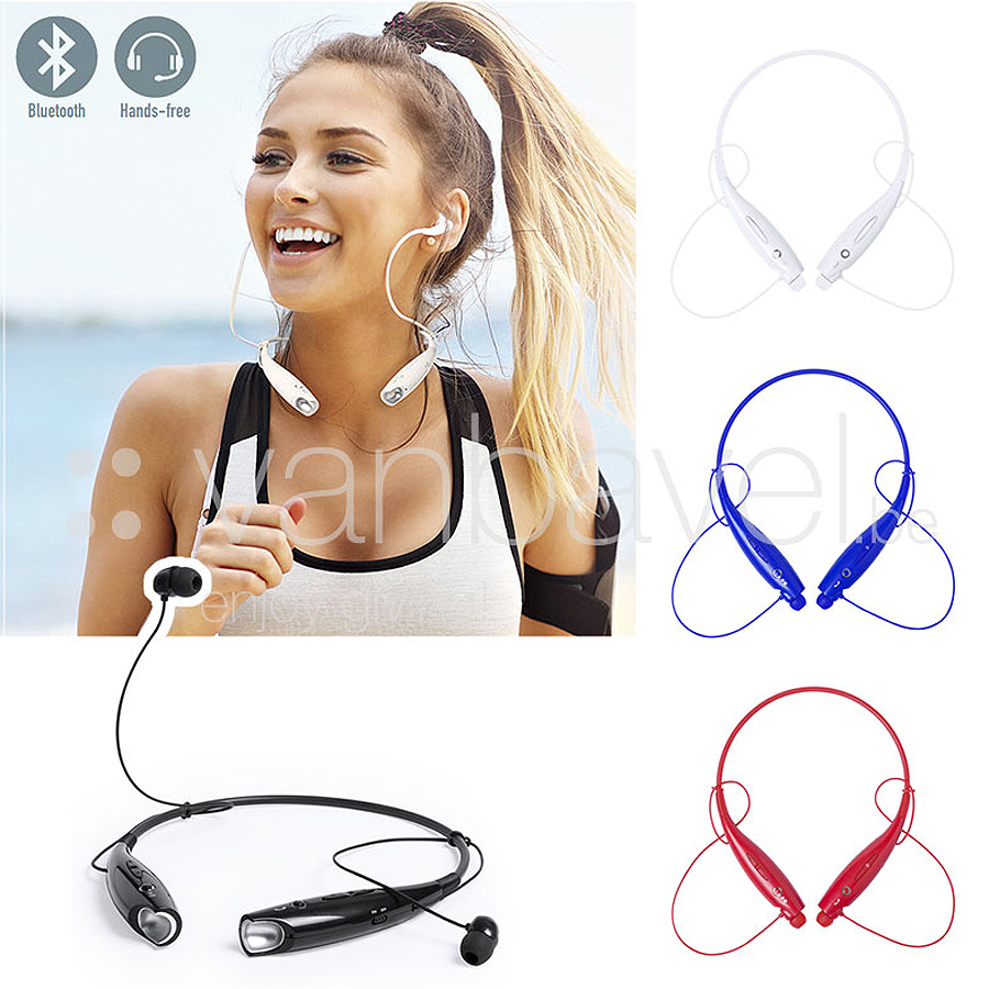Casque intra-auriculaire Bluetooth