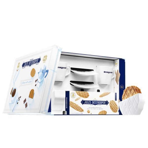 Assortiment biscuits Jules Destrooper Coffee With Jules 400g