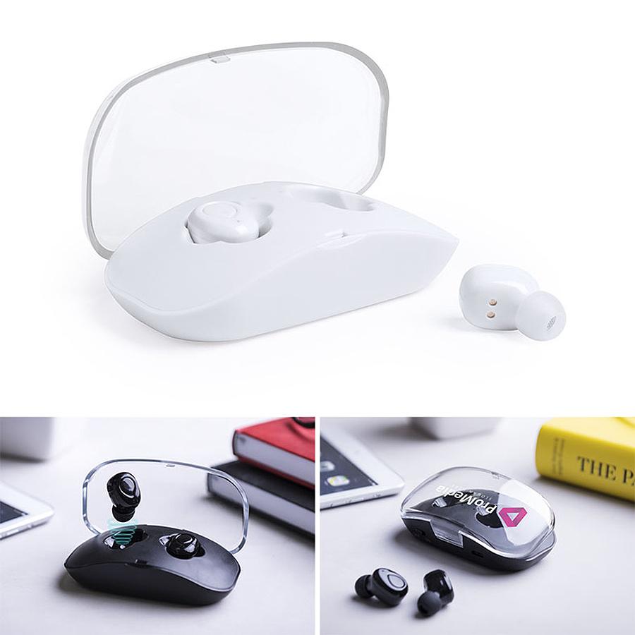 Écouteurs intra-auriculaires avec connexion Bluetooth
