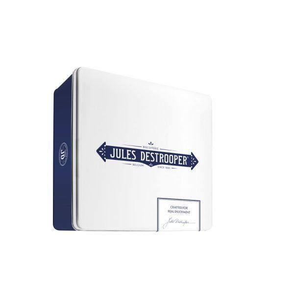 Assortiment biscuits Jules Destrooper Boîte métallique Jules'Gift Selection 775g