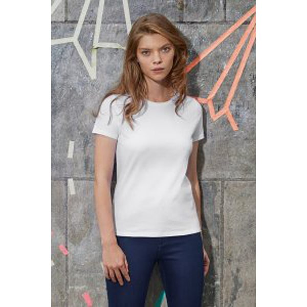 Ladies Round Neck T-Shirt B&C
