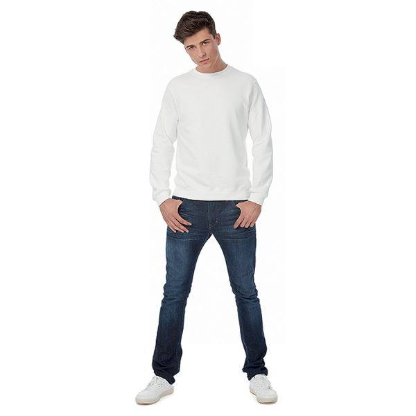 Promotional Set-In Sweater B&C