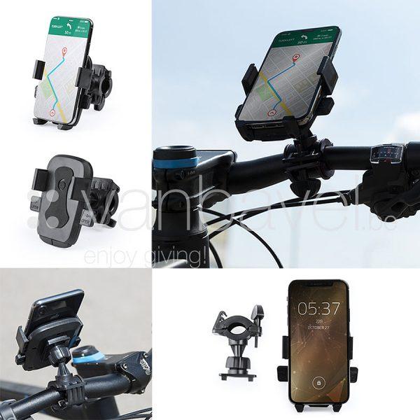 Porte-téléphone pour le vélo