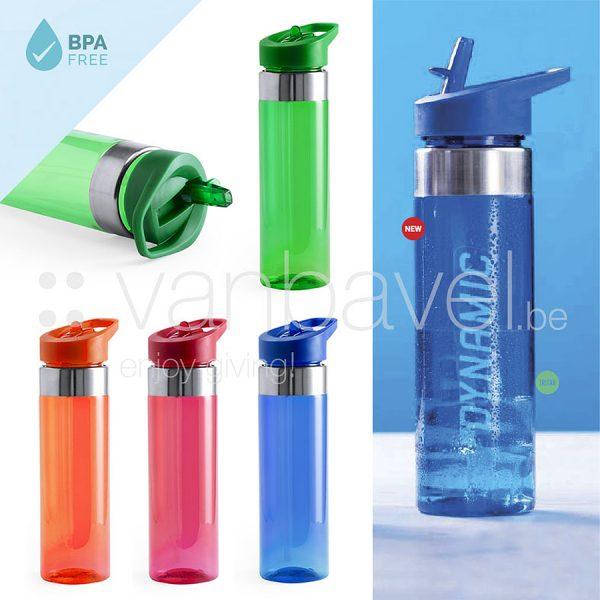 Bouteille Tritan 650ml, sans BPA