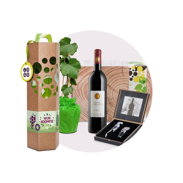 Wijnboom cadeaupakket