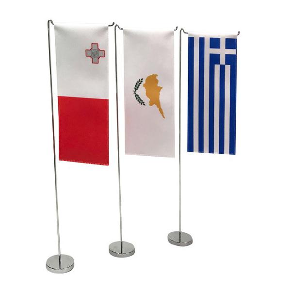 Minibeachflags tafelvlaggen