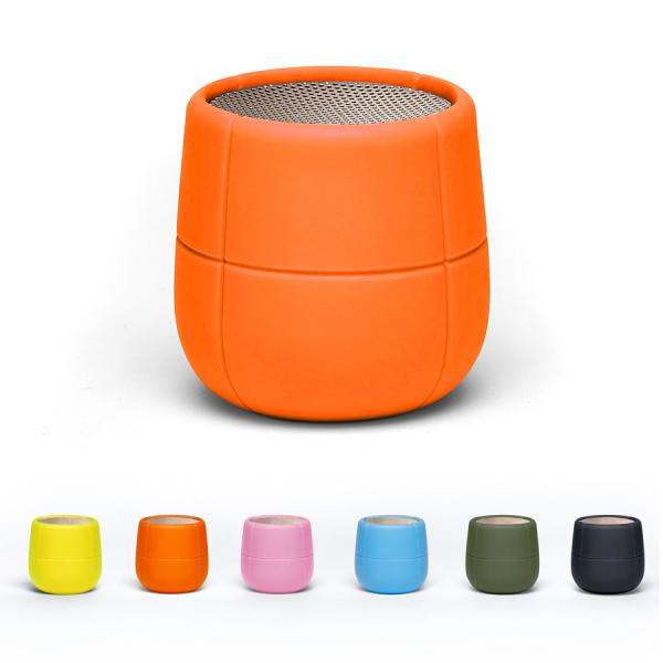 Waterresistant Lexon Mino X Family bluetooth speakers