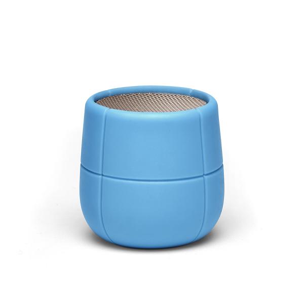 Waterresistant Lexon bluetooth speaker Blue