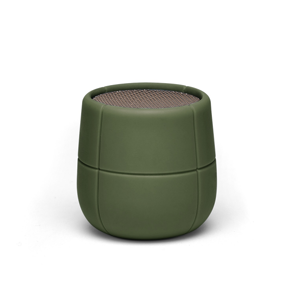 Waterresistant Lexon bluetooth speaker Green