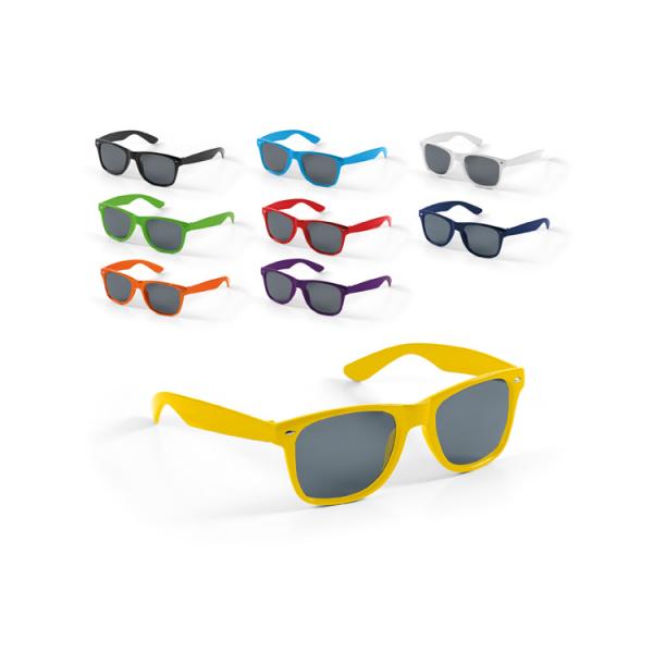 Zonnebrillen in eigen kleur en met bedrukking 2
