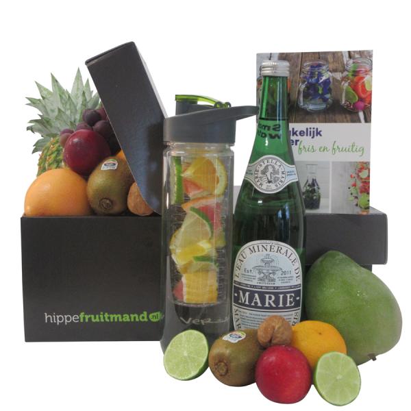Fruitmand fruitwater pakket