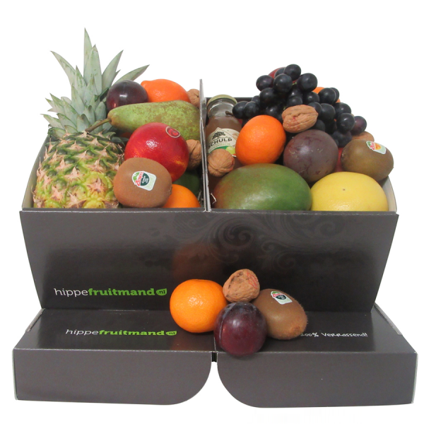 Fruitmand kerstpakket