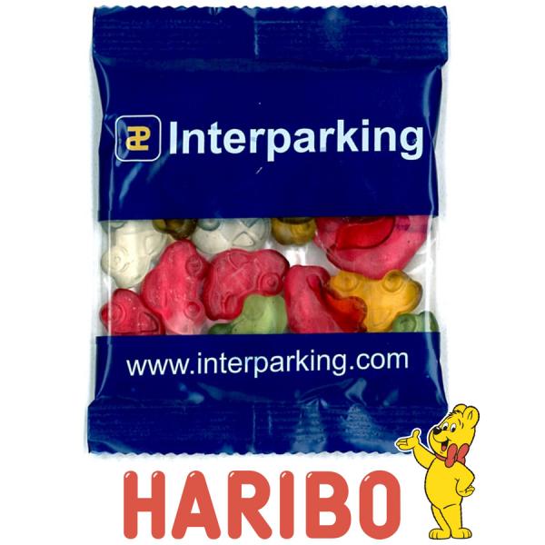 Uw gepersonaliseerde HARIBO snoepzakjes