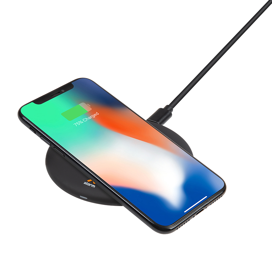 XW207 Xtorm Wireless Fast Charging Pad Solo