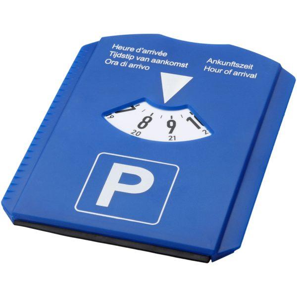 Bedrukte 5 in 1 parkeerschijf