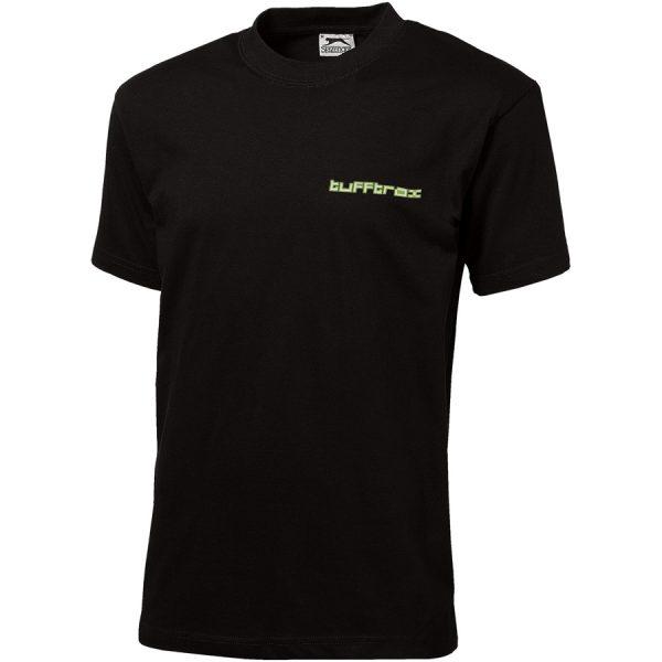 Bedrukt Ace heren T-shirt met korte mouwen