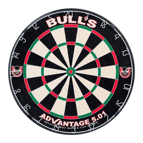 Bull's Advantage 5.01 Dartboard
