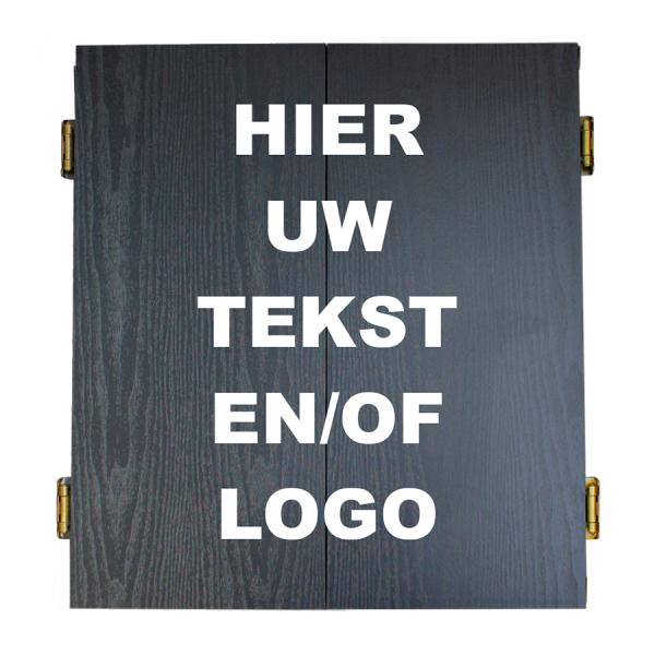 Bull's Customized Classic Cabinet Zwart