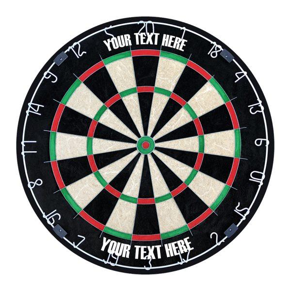 Bull's Customized Dartboard