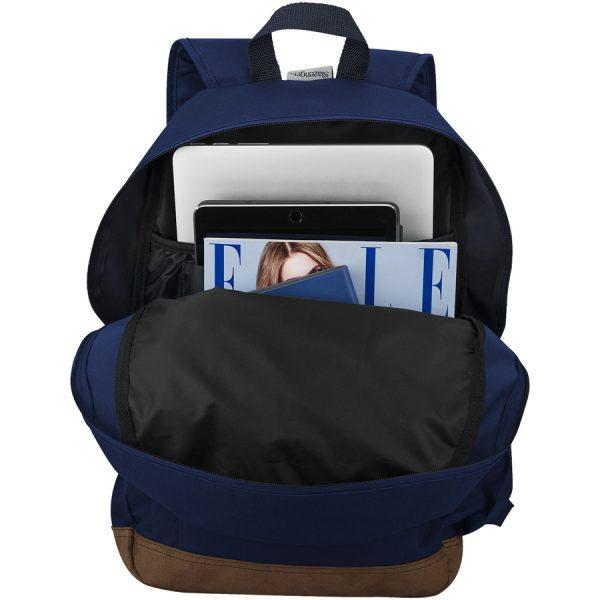 Chester 15.6inch laptop rugzak met bedrukking