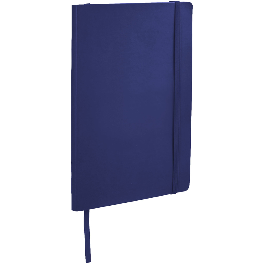 Classic soft cover A5 notitieboek met bedrukking