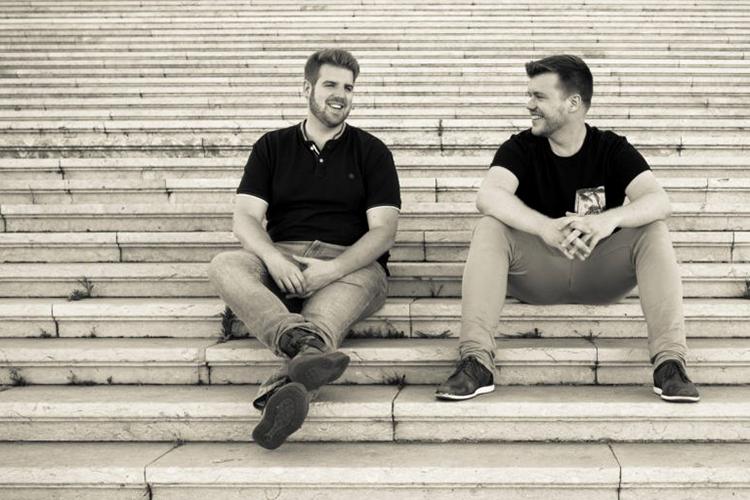 Simon Exprit en Jonas Deprez van Daltix
