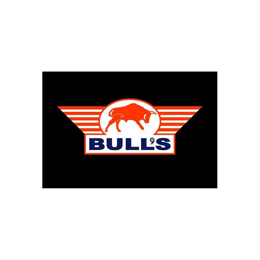 Bull's Darts Flag 140x90 cm.